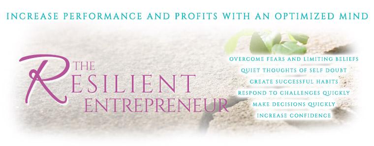 resilient entrepreneur coaching