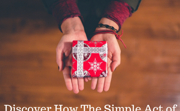 How The Simple Act of Giving Can Save Your Business